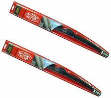 "Genuine DUPONT Hybrid Wiper Blades Set 400mm/16'' + 600mm/24"" Fits Fiat & Lancia"
