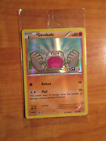 SEALED Pokemon GEODUDE Card TOYS R US 20th Anniversary XY Generation 43/83 PROMO