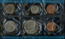 1971 D P S US MINT UNCIRCULATED 11 COIN SET