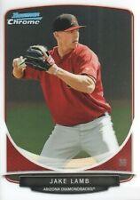 2013 Bowman Chrome Mini Baseball #264 Jake Lamb Arizona Diamondbacks