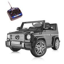 Coche electrico niños MERCEDES-BENZ G65 bateria 12V con mando +3 años -Playkin