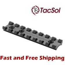 "Tactical Solutions Picatinny Rail Mount 3.4"" Scope Bases for .22 Pac-Lite Pistol"