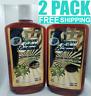 2 pack BERGAMOTA & MINOXIDIL shampoo ORGANICO / ARTESANAl / 100% ORIGINAL crece