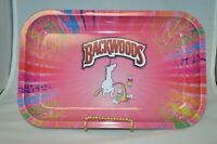 FREE JUST PAY SHIPPING NEW Metal Rolling Tray 11x7 Inches Strong Durable Unicorn