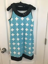 Free Shipping! Justice Printed Flounce Dress Girls clothes Size 14 NWT!