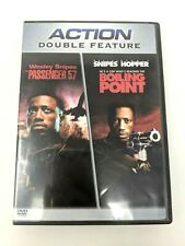 PASSENGER 57 / BOILING POINT (Action Double Feature DVD 2006) Wesley Snipes