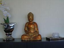 Sonderposten++Buddha sitzend++Fen Shui++Dekofigur++37cm++Kostenloser Versand !!