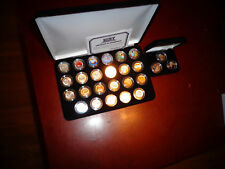 2004-2006 Ultimate Commemorative 26 Nickel Collection -Color + Gold+Hologram SET