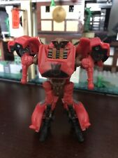 Transformers Revenge Of The Fallen ROTF Scout Dead End (incomplete)