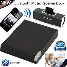Altavoz Estéreo Audio Bluetooth 2017 receptor de música Dock Adaptador Iphone Ipad Reino Unido
