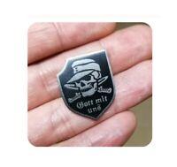 Spilla pins Gott mit uns della Wehrmacht