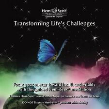 Transforming Life's Challenges Hemi-Sync CD MindFood