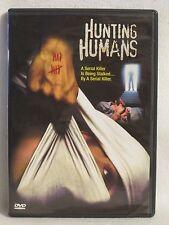 Hunting Humans (DVD, 2003) Serial Killer