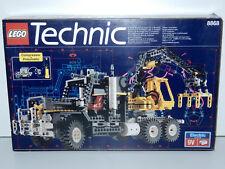 LEGO TECHNIC 8868 AIR TECH CLAW RIG 100% COMPLETE IN ORIGINAL BOX HTF