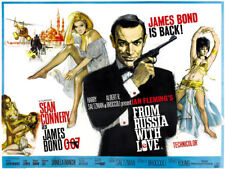 "From Russia with Love (11"" x 14.5"") Movie Collector's Poster Print - B2G1F"