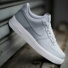 Nike Air Force 1 07 Wolf Grey Shoes UK 13, 14
