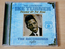 Ike Turner/Trouble Up The Road The Recordings 1961/2012 CD Album