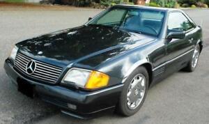 Wheel Arch Moulds to suit Mercedes Benz R129 SL 1990-1993 Signature Line