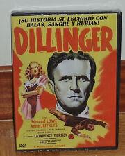DILLINGER - DVD - NUEVO - PRECINTADO - CLASICO - DRAMA - CINE NEGRO - BIOGRAFICO