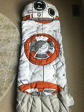 Pottery Barn Kids BB8 sleeping bag Star Wars