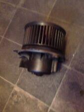 Pugeot 206 Heater Fan Interior Motor 2 Pin Connector