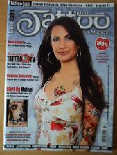 TATTOO SPIRIT 33 * Motive 2008 Pflege Tattoo TV Schmetterlinge Maori-Tribal