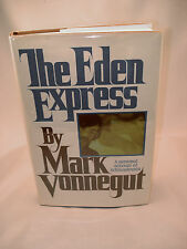 The Eden Express by MARK VONNEGUT - 1st Edition HC & UNCORRECTED PROOF, ARC.
