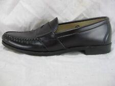 Allen Edmonds Mens Walnut Brown Leather Cameron Penny Loafer SZ 9'5 B