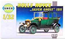 "SMER Oldtimer-Modell Rolls-Royce ""Silver Ghost"", 1911, Bausatz Kit 1:32"