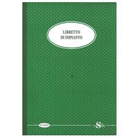 BUFFETTI libretto di impianto obbligatorio per gli impianti termici potenza