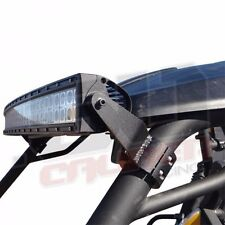 "Clamp to Cage LED 50"" Brow Mount Light Bar & Brackets for Yamaha Viking USA Made"