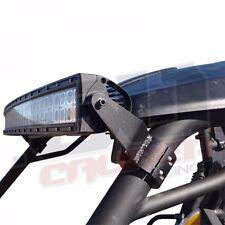"Can-Am Commander Maverick Clamp-on Roll Cage LED 50"" Light Bar Brackets USA Made"