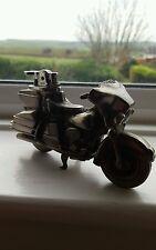 Harley Davidson Moto table lighter./Ornement