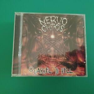 "CD NERVO CHAOS  "" quarrel in hell ""  death metal"
