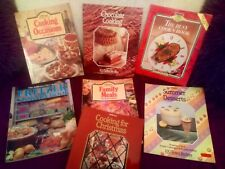 Job Lot Of 7 x Vintage 1970/80's ST MICHAEL Cookery Library Books