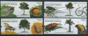 Portugal 2020 International Year of Plant Health, Fauna, Insects MNH**