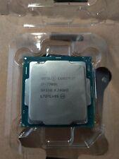Intel Core i7-7700K Socket 1151 Quad Core CPU 4.20GHz SR33A