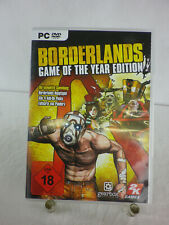 PC Spiel Borderlands Game of the Year Edition k831