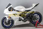 Traje de correr Motocicleta Premium YAMAHA YZF R6 2017- Carreras Con