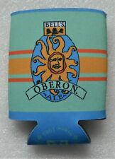 BELL'S  BREWERY OBERON PROMO NEOPRENE BEER CAN & BOTTLE KOZIE COZY COOLIE