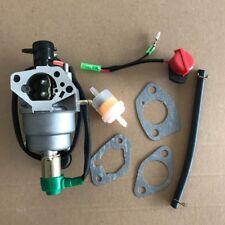 Carburetor For UST GG5500 GG7500N JF182 5500 7500 Watt Gas Carb Generator Switch