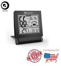 Digoo Weather Station Thermometer Hygrometer Temperature Monitor Meter