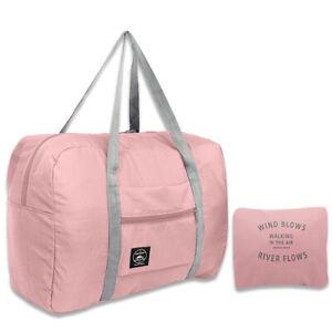 Large Capacity Luggage Fashion Unisex Waterproof Carry on Travel folding Bag