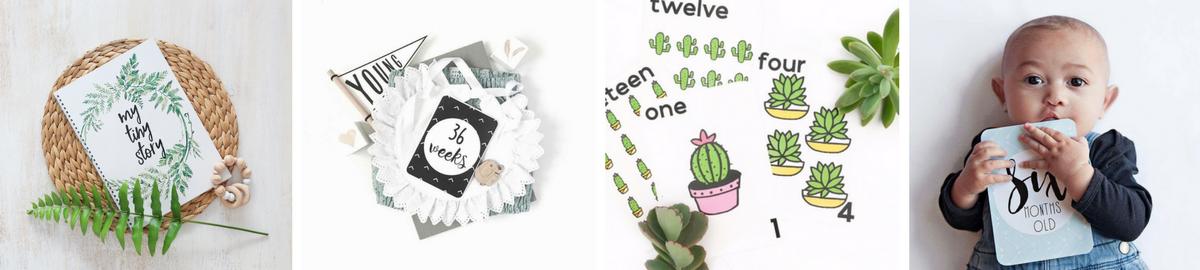 Vanda Baby Cards