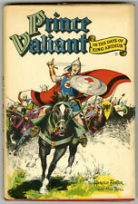 Hal Foster Prince Valiant In the Days of King Arthur  Hardcover  DJ  HB 1951 1st