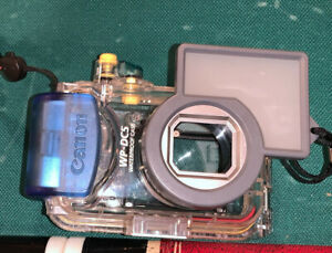 Canon WP-DC5 Waterproof Case for SD700 IS IXUS 800 -USED CONDITION