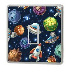 Space Light Switch Sticker Vinyl/Graphics/Decal/Skin Cover sw48