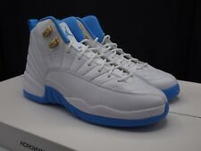"Nike Air Jordan XII 12 Retro ""Melo"" University Blue size 9.5 US"