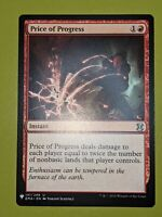 Price of Progress x1 Eternal Masters Mystery Booster 1x MTG Magic the Gathering