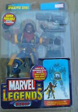 ToyBiz- Marvel Legends BAF Apocalypse Series- BISHOP(With Hair)- NEW IN BOX